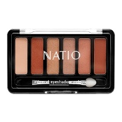 Natio Mineral Eyeshadow Palette Sunset 6g