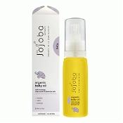 The Jojoba Company Organic Baby Oil 100ml