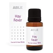 Able Vaporiser Essential Oil Hayfever Blend 10ml