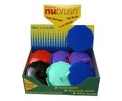 Nu Brush Hair & Scalp Brush (Colours selected at random)