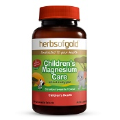 Herbs of Gold Childrens Magnesium Care 60 Tablets