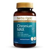 Herbs of Gold Chromium MAX 60 Capsules