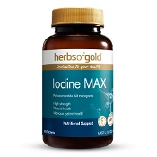 Herbs of Gold Iodine Max 60 Tablets