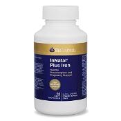 BioCeuticals InNatal Plus Iron 90 Capsules (New Formula)