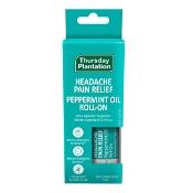 Thursday Plantation Headache Pain Relief Peppermint Oil Roll-on 9ml