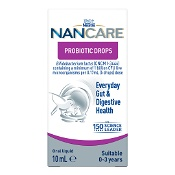 NAN CARE Probiotic Drops for Everyday Gut & Digestive Health 10ml