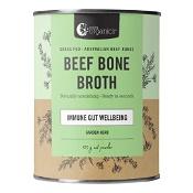 Nutra Organics Beef Bone Broth Powder Garden Herb 125g