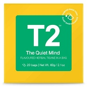 T2 Quiet Mind Teabags 20 Pack