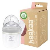 Haakaa Generation 3 Silicone Baby Bottle 160ml