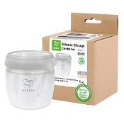Haakaa Generation 3 Silicone Storage Container Grey 160ml