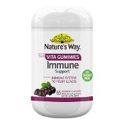 Natures Way Adult Vita Gummies Immune Support 99.8% Sugar Free 65 Pack