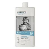 Ecostore Ultra Sensitive Dish Wash Liquid 1 Litre