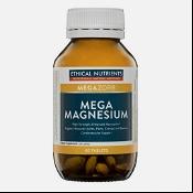 Ethical Nutrients MEGAZORB Mega Magnesium 60 Tablets (Exp: December 2021, no refunds or exchanges)