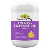 Natures Way Evening Primrose Oil 1000mg 200 Capsules