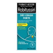 ROBITUSSIN DRY CGH FORTE 200ML
