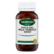 Thompsons One a Day Milk Thistle 60 Capsules