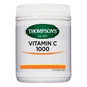 Thompsons Vitamin C Chewable 150 Tablets