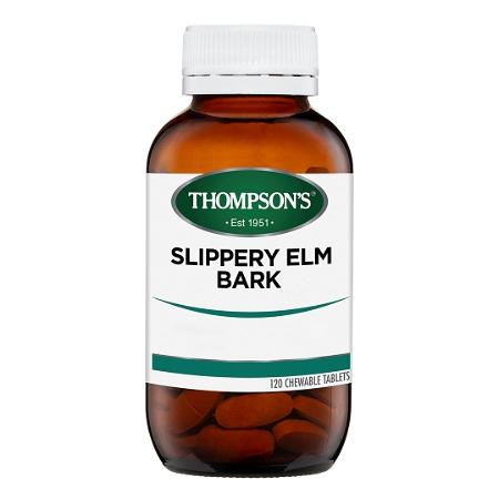 Thompsons Slippery Elm Bark 120 Tablets
