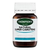 Thompsons Natural Super Carotene 60 Capsules