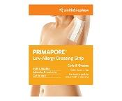 Smith & Nephew Primapore Low-Allergy Dressing Strip 6cm x 1m