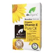 Dr Organic Vitamin E Pure Oil 50ml