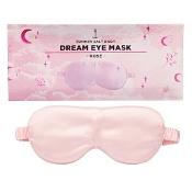 SUMMER SALT BODY Dream Eye Mask Rose (Satin + Spandex) 2 Pack