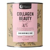 Nutra Organics Collagen Beauty with Verisol + Vitamin C Skin Hair Nails Gut Powder 225g
