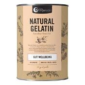 Nutra Organics Natural Gelatin Gut Digestive Health Powder Unflavoured 500g