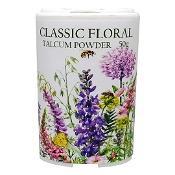 Classic Floral Talcum Powder 50g