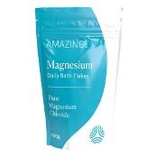 Amazing Oils Magnesium Daily Bath Flakes 800g