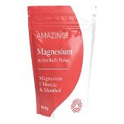 Amazing Oils Magnesium Active Bath Flakes 800g