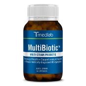 Medlab MultiBiotic 60 Capsules
