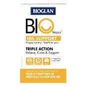 Bioglan Bio Happy IBS Support 30 Tablets
