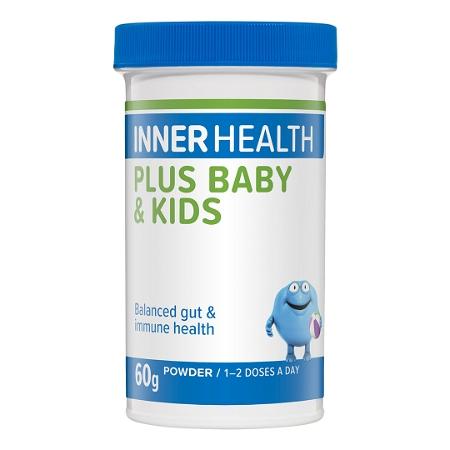 Inner Health Plus Baby & Kids Powder Fridge Free 60g