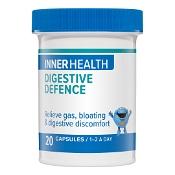 Inner Health Digestive Defence Fridge Free 20 Capsules