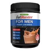 Naturopathica Fatblaster for Men Weight Loss Shake Chocolate 385g