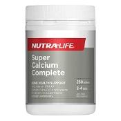 Nutra-Life Super Calcium Complete 250 Tablets