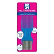 KP24 Metal Lice Comb 1 Pack