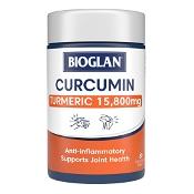 Bioglan Curcumin Turmeric 15,800mg 60 Tablets