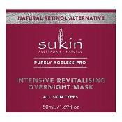 Sukin Purely Ageless Pro Revitalising Overnight Mask 50ml