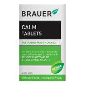 Brauer Calm 60 Tablets
