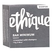 ETHIQUE Solid Shampoo Bar Bar Minimum Unscented 110g