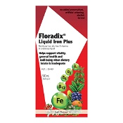 Floradix Formula Liquid Iron Plus 500ml