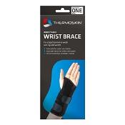Thermoskin Adjustable Wrist Brace Left Hand One Size