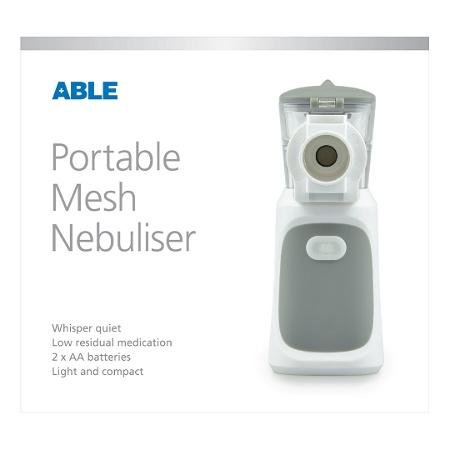 ABLE Portable Mesh Nebuliser