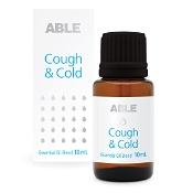 ABLE Vaporiser Essential Oil Cough & Cold Blend 10ml