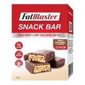 Naturopathica FatBlaster Snack Bar Choc Caramel 5 x 30g