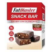 Naturopathica FatBlaster Snack Bar Chocolate Crunch 5 x 30g
