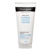 Neutrogena Deep Clean Hydrating Foaming Cleanser 175g