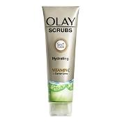 Olay Scrubs Hydrating Vitamin C + Caviar Lime Facial Cleanser 125ml